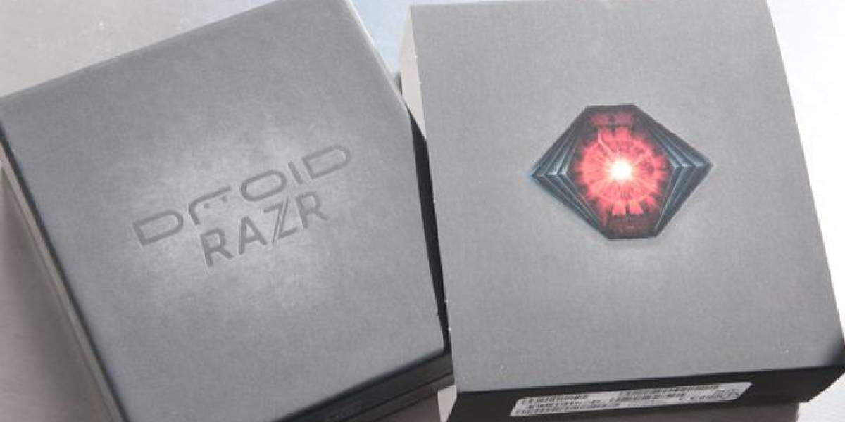"""El próximo Motorola DROID RAZR sería una versión """"HD"""""""