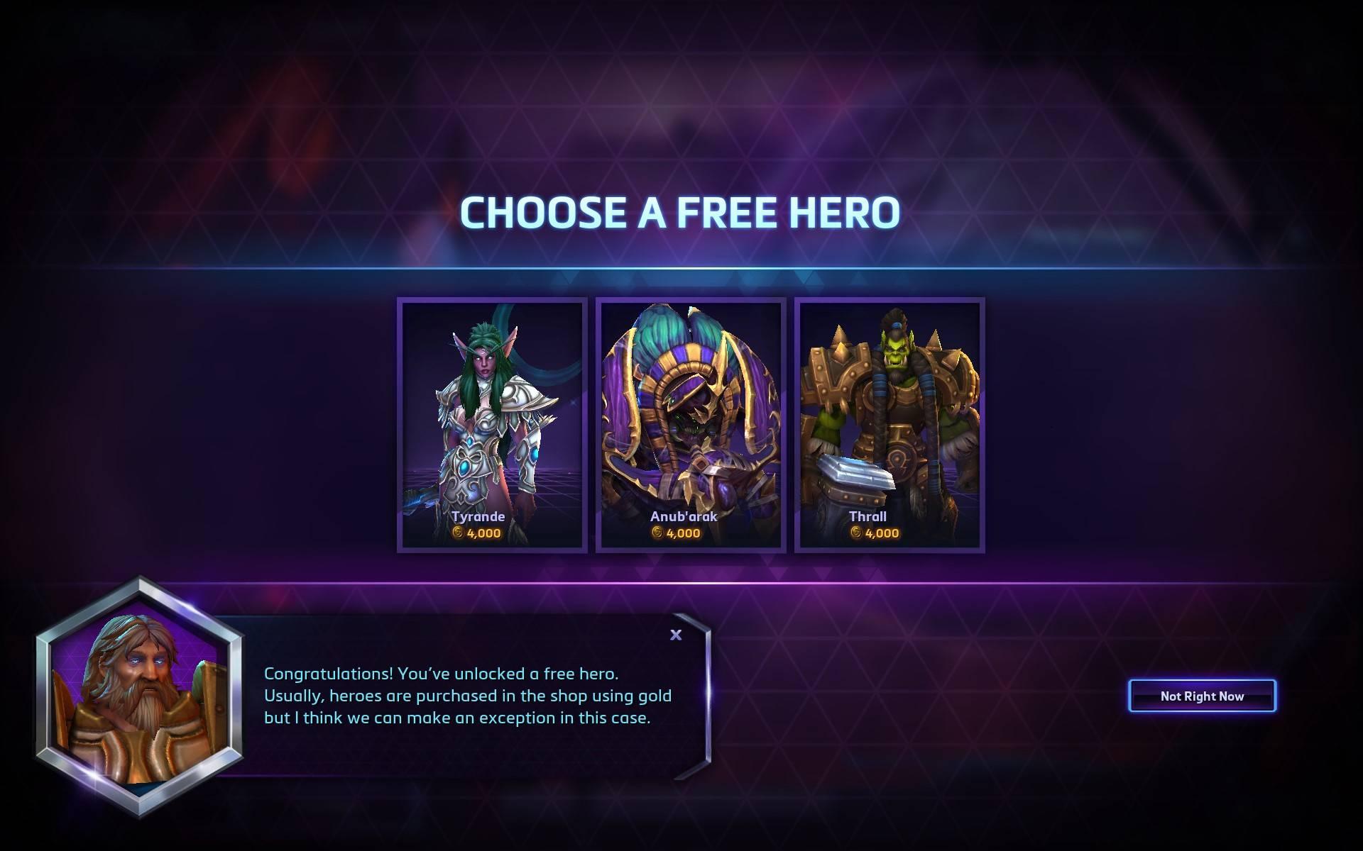 Heroes Of The Storm Regalará Un Personaje En La Próxima