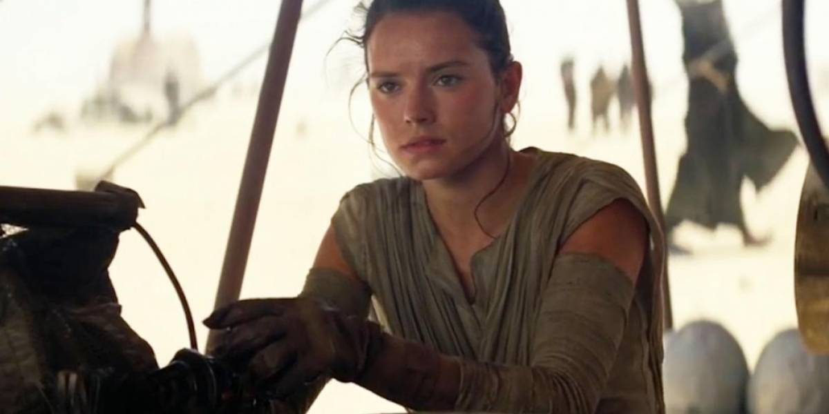 Daisy Ridley podría ser Lara Croft en la nueva película de Tomb Raider