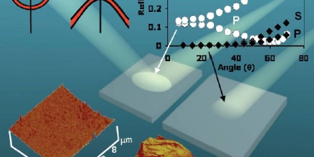 Científicos crean metamaterial 16.5% más oscuro que el negro