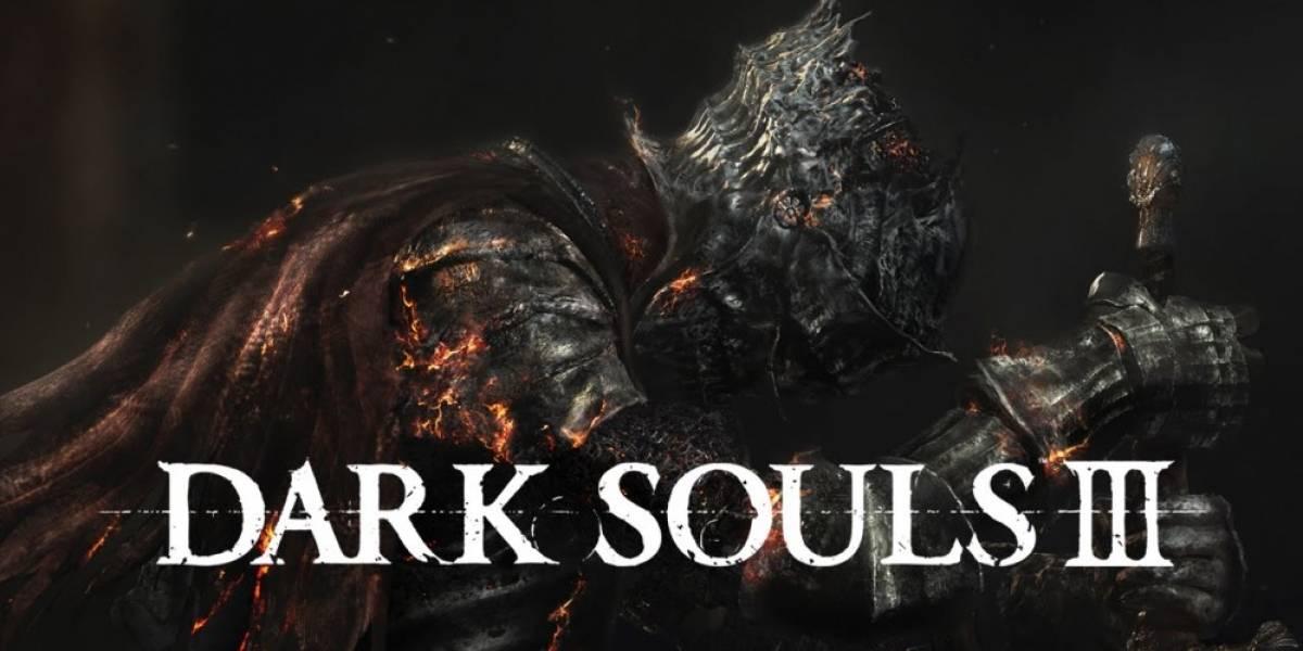 Dark Souls III es el Juego del Año en los Golden Joystick Awards 2016