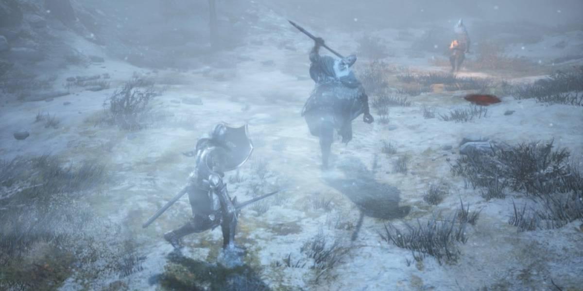 Vean el tráiler con jugabilidad del primer DLC para Dark Souls III