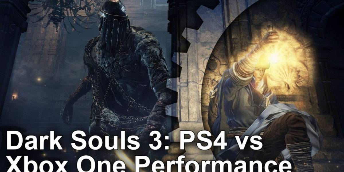 Digital Foundry analiza el framerate de Dark Souls III