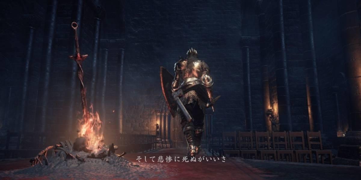 Dark Souls III recibe tráiler de lanzamiento para Japón