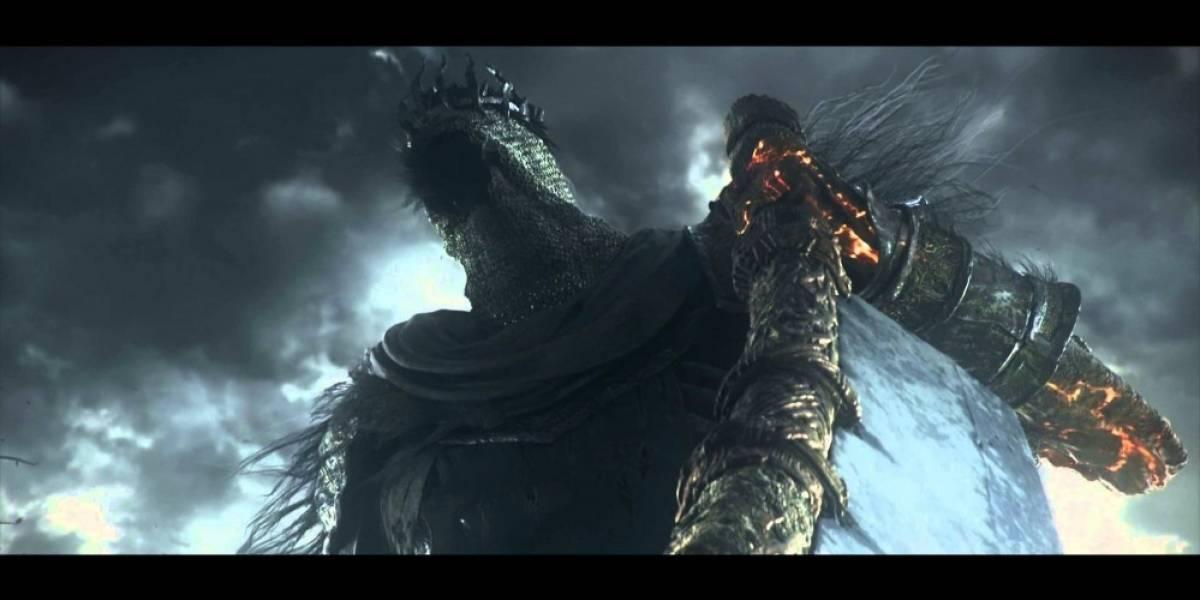 Vean la majestuosa cinemática de inicio de Dark Souls III