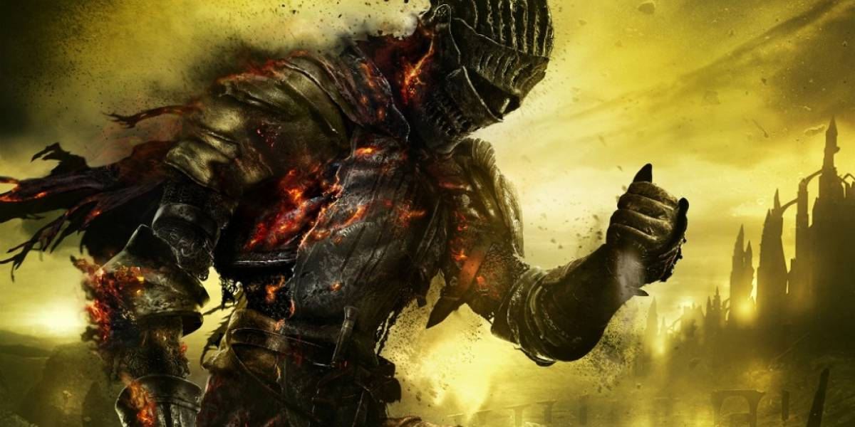 ¿Cómo se vería Dark Souls III en el primer PlayStation?