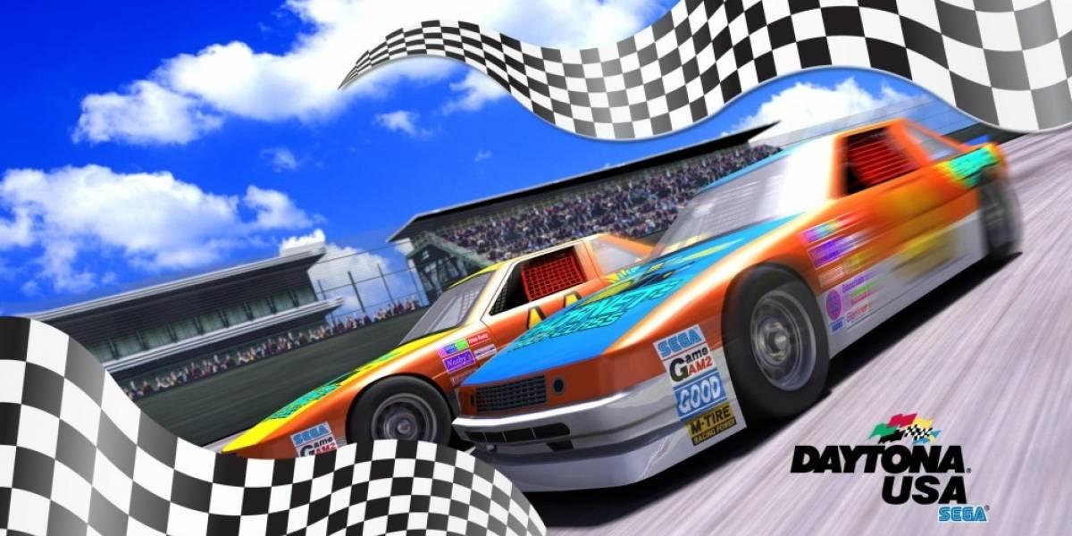 Se viene un nuevo juego de Daytona USA para arcade