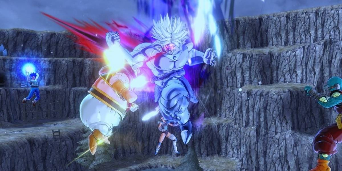 Dragon Ball Xenoverse 2 está gratis durante el fin de semana en Xbox One