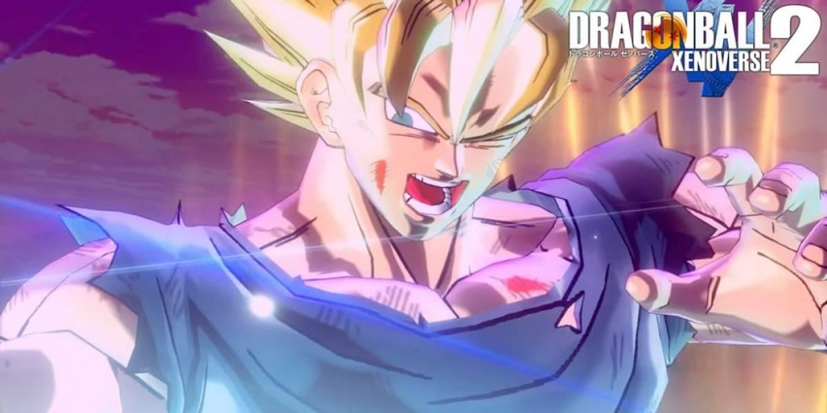 Bandai Namco anuncia Dragon Ball Xenoverse 2