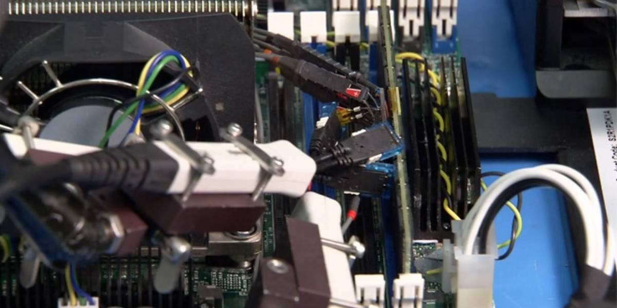 DDR4 también estaría con la moda de las tres dimensiones