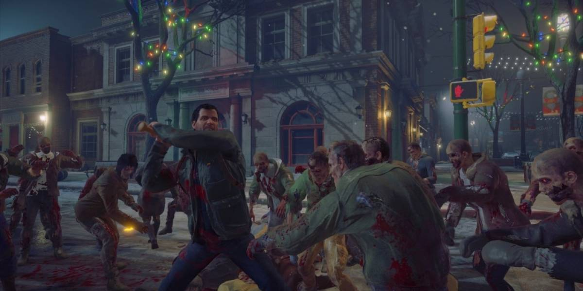 Mira este nuevo video con el gameplay de Dead Rising 4