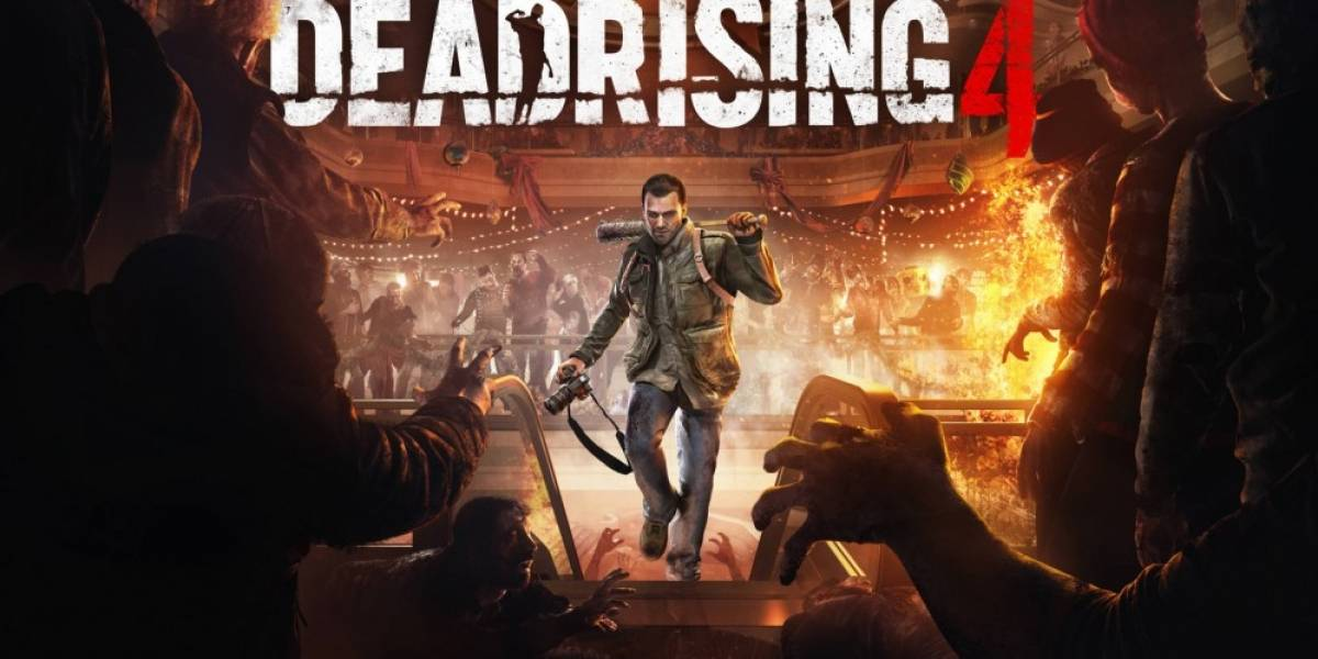 Dead Rising 4 presenta su tráiler de lanzamiento extendido