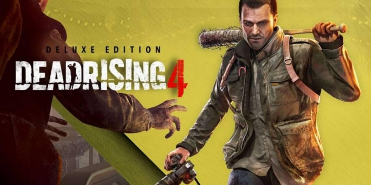 Anuncian Edición Deluxe y Season Pass para Dead Rising 4