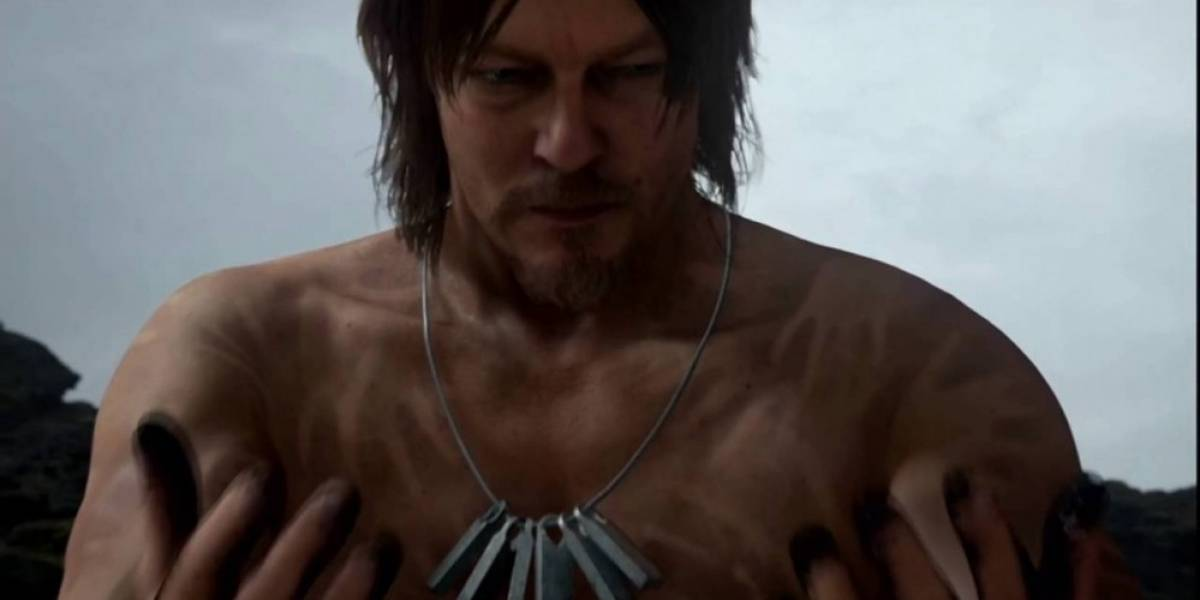Kojima Productions anuncia Death Stranding para PS4 #E32016