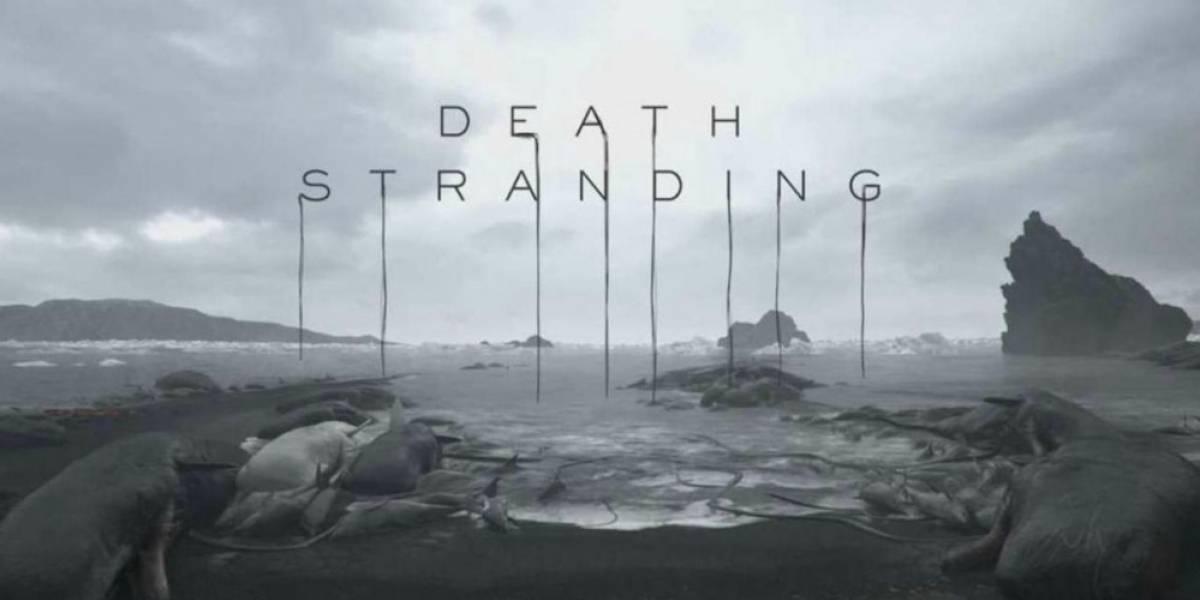Hideo Kojima revela nuevos detalles de Death Stranding #TGS2016