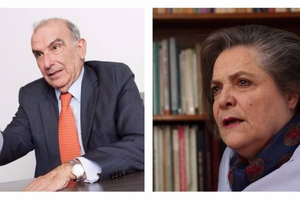 De la Calle y Clara López