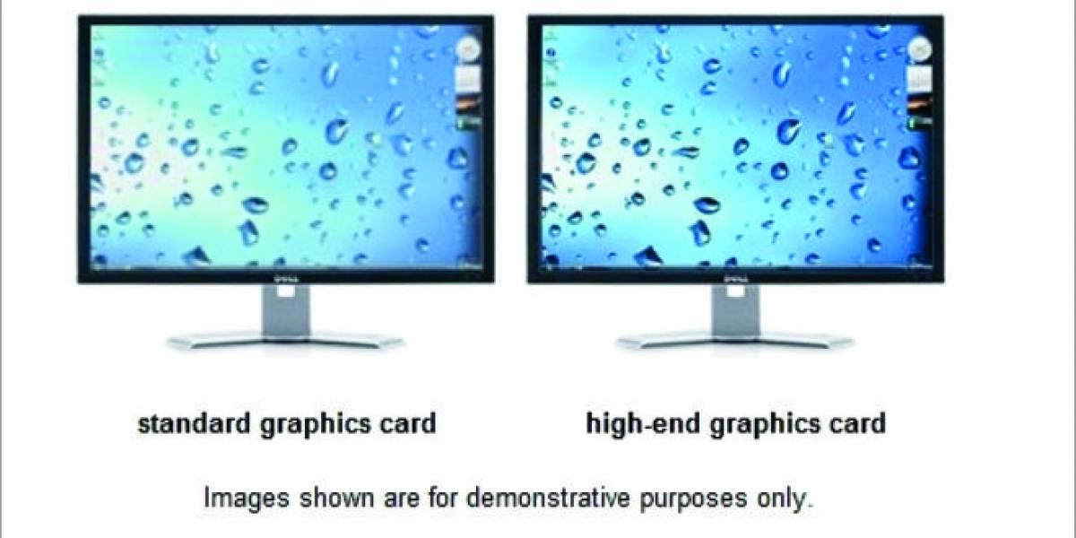 Dell atrapada usando comparaciones de GPUs adulteradas