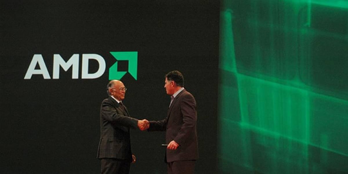 Primeros servidores Dell-AMD