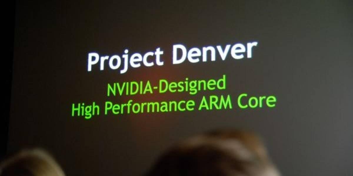 Futuros cGPUs NVIDIA Tesla estarán basados en Denver