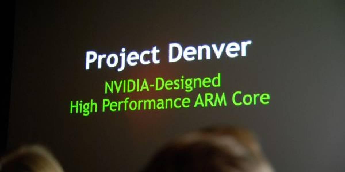 NVIDIA Denver no usará ARMv8 a 64 bits