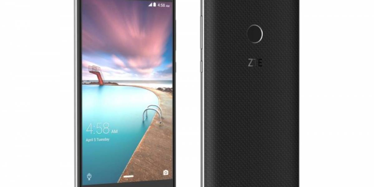 El teléfono financiado por el público de ZTE tendrá cámara doble
