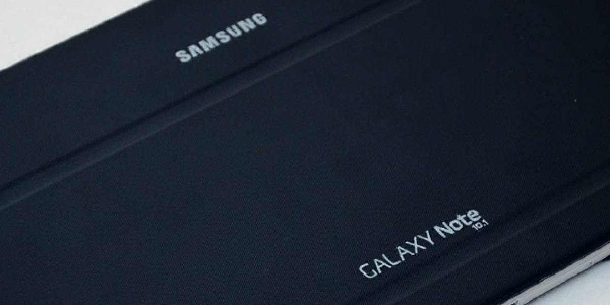 Samsung Galaxy Note 10.1 [W Labs]