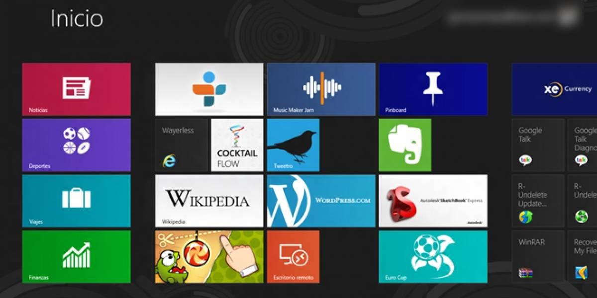 Glosario de Windows 8: Los nuevos términos que Microsoft introdujo