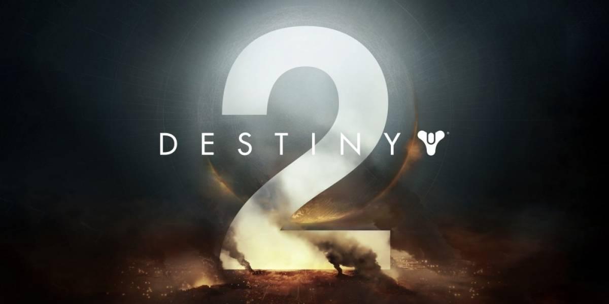 Este es el primer tráiler de Destiny 2