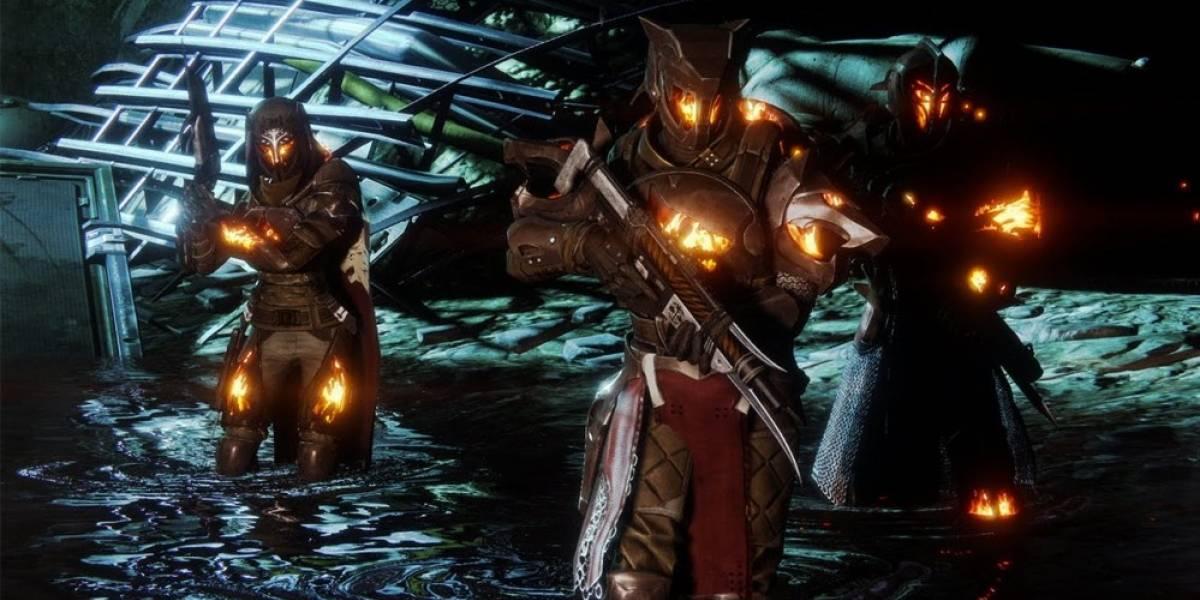 Destiny: Rise of Iron recibe tráiler de lanzamiento
