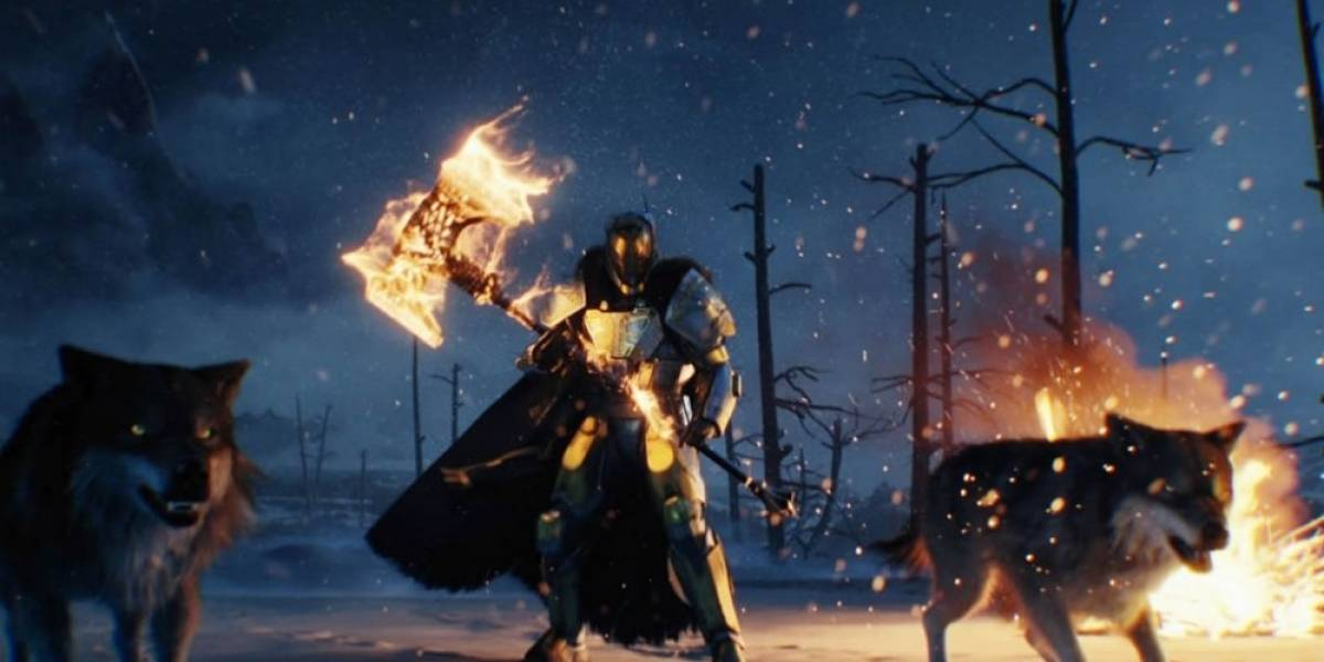 Se filtra el tráiler de Destiny: Rise of Iron