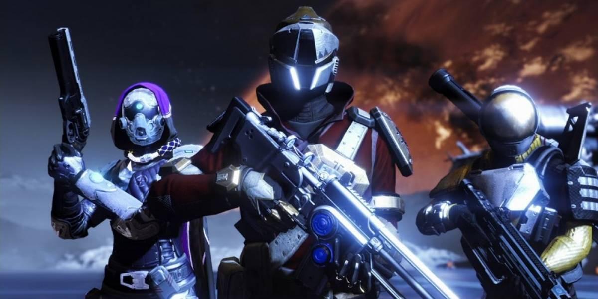 Bungie anuncia oficialmente Destiny 2