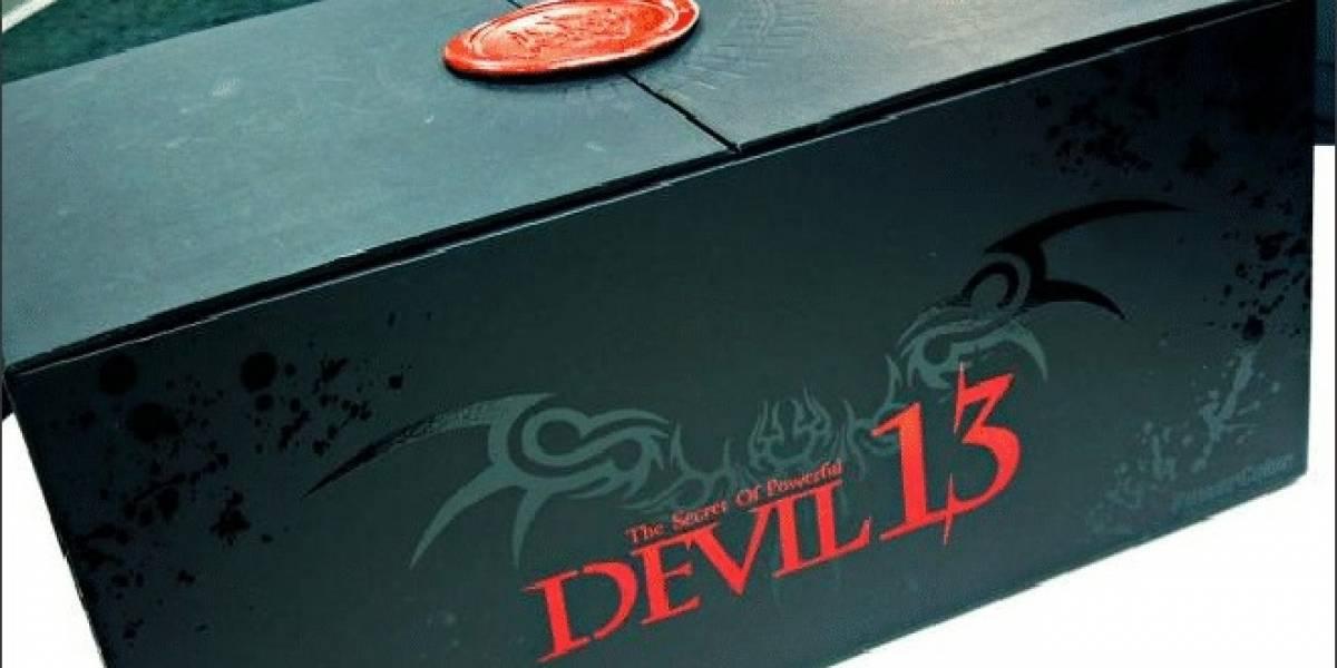 CTX2012: PowerColor Devil 13 HD 7970 X2