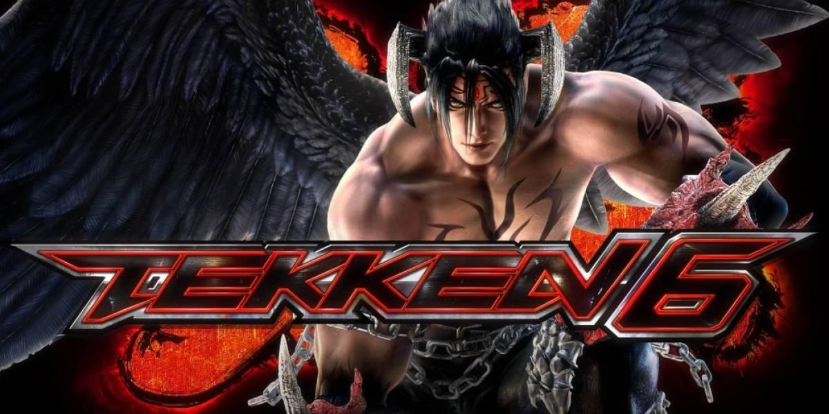 Tekken 6 y dos juegos más ya son retrocompatibles con Xbox One