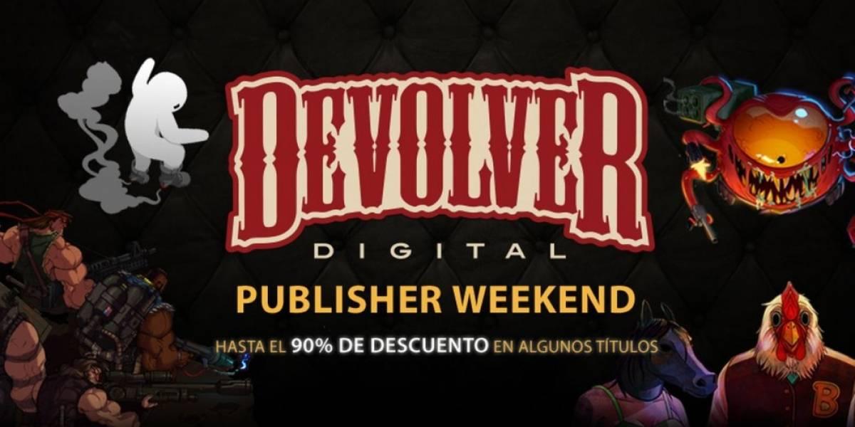 Devolver Digital tiene Venta Especial en Steam