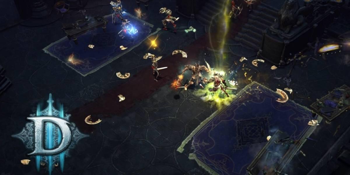 Ya está disponible el parche 2.4 de Diablo III para PC y consolas