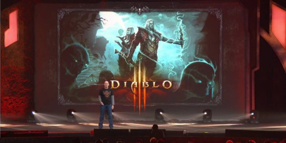 Blizzard hará un remake del primer Diablo en Diablo III