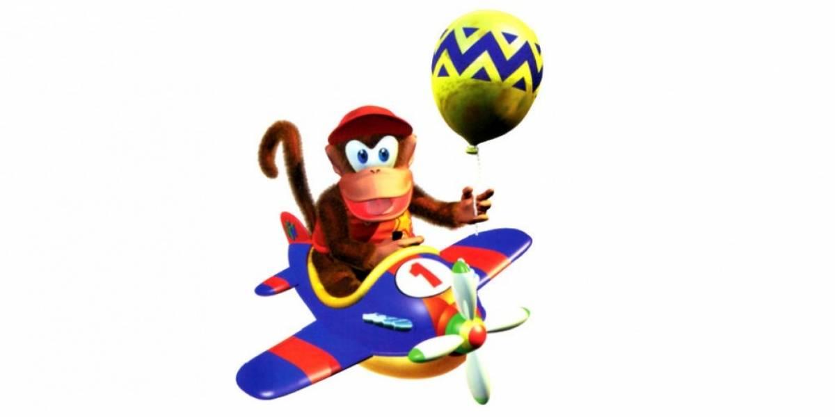 Revelan existencia de un Diddy Kong Racing para Nintendo Gamecube