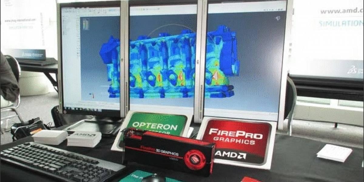 Simulia Abaqus Direct Solver acelerado por GPU triplica el rendimiento de un CPU Quad Core