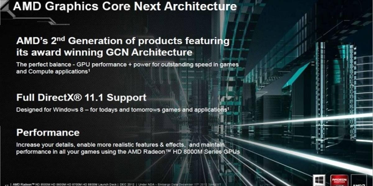 AMD: Las ventajas de DirectX 11.1 sobre DirectX 11