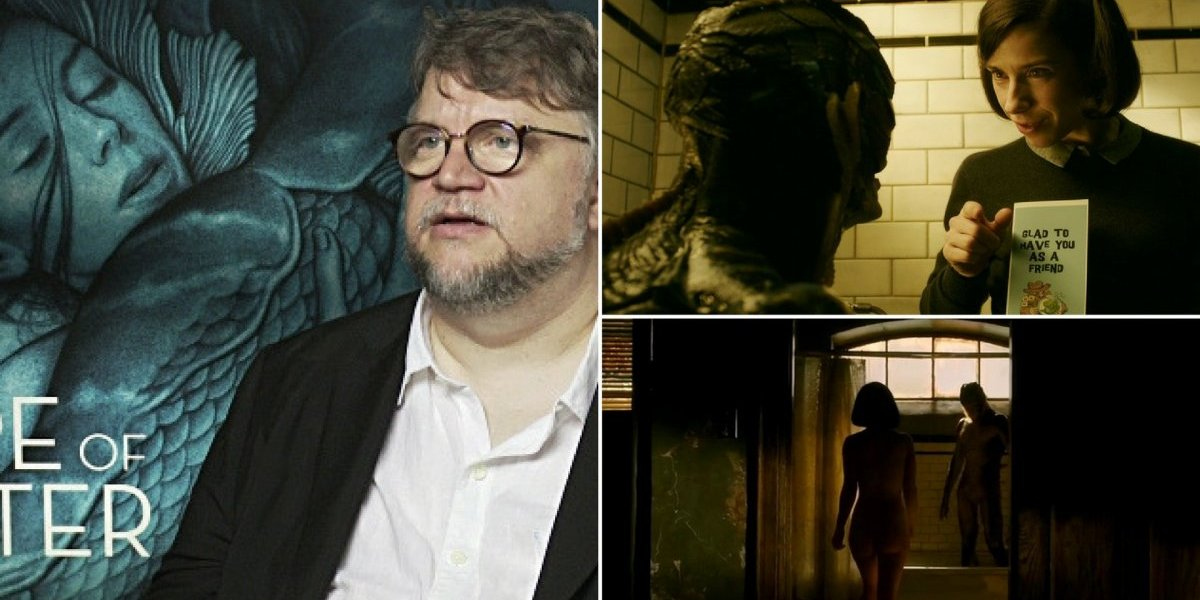 Del Toro faz Mix de fantasia e love story