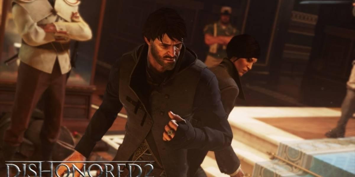 Dishonored 2 tiene nuevo tráiler centrado en Corvo Attano
