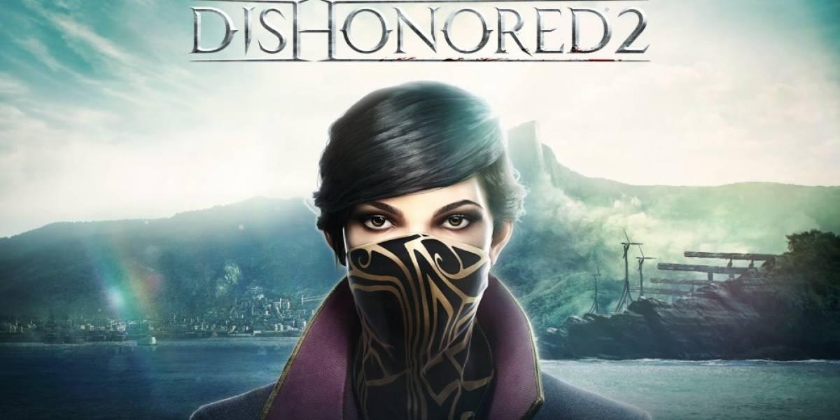 Vean el primer tráiler de jugabilidad de Dishonored 2 #E32016