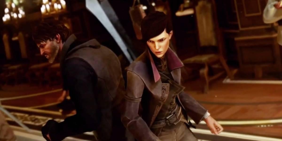 Dishonored 2 recibe nuevos videos de jugabilidad con Emily en acción