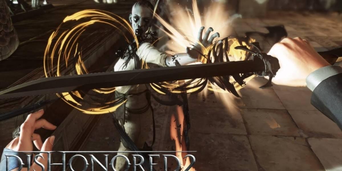 Dishonored 2 recibe tráiler que nos muestra la creatividad en sus ejecuciones