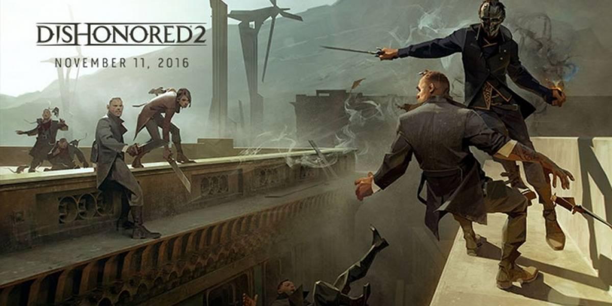 Dishonored 2 ya tiene fecha de lanzamiento