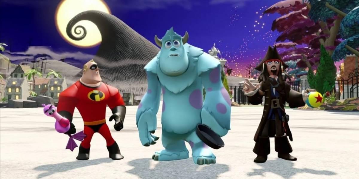 Así iba a ser Disney Infinity 4.0