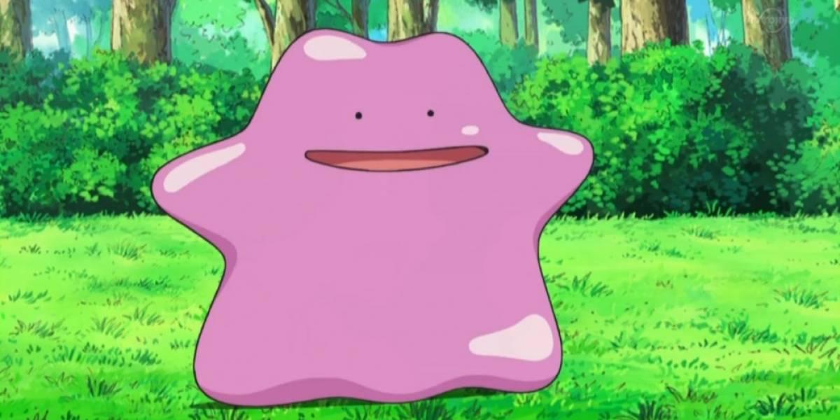 Ya puedes atrapar a Ditto en Pokémon Go