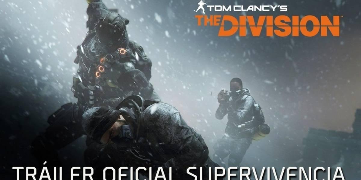 Vean el primer tráiler de la expansión Supervivencia para The Division