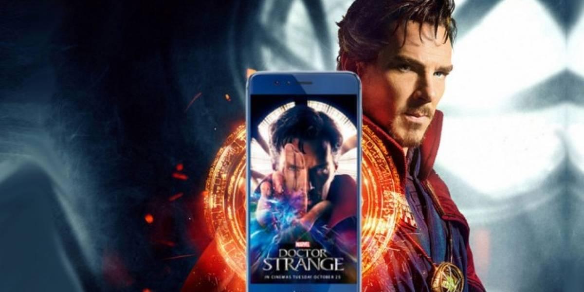 Honor 8 hace equipo con Marvel y lanza smartphone de Doctor Strange