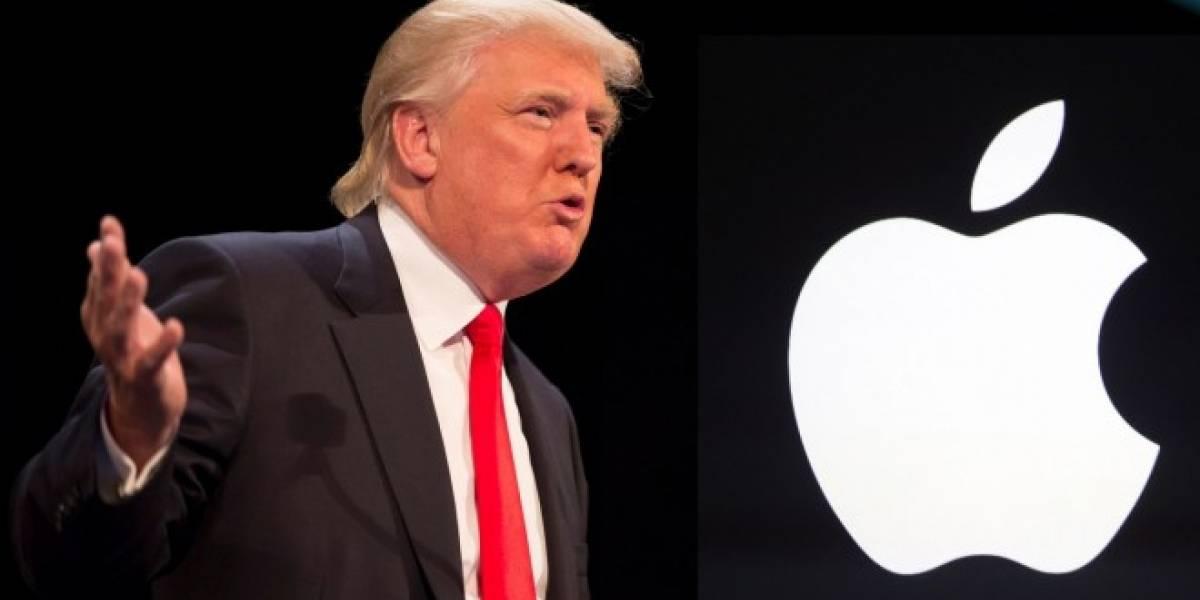 China en pie de guerra frente a las tarifas de Trump sobre los iPhone